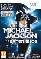 Michael Jackson: The Experience (DVD) [Wii]