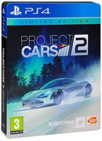 Project Cars 2. Limited Edition (Blu-Ray) [PS4]