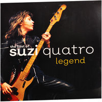 Suzi Quatro. Legend: The Best Of (2 LP)