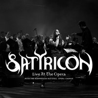 Satyricon. Live At The Opera (DVD + CD)
