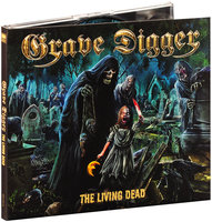 Grave Digger. The Living Dead (CD)
