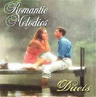Various Artists. Romantic Melodies. Duets (CD)