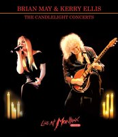 Brian May / Kerry Ellis. Live At Montreux 2013 (DVD + CD)