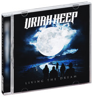 Uriah Heep. Living The Dream (CD)