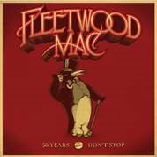 Fleetwood Mac. 50 Years - Don't Stop (CD)