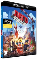 Лего. Фильм (Blu-Ray 4K Ultra HD) / The Lego Movie
