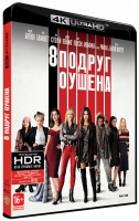 8 подруг Оушена (Blu-Ray 4K Ultra HD) / Ocean's 8