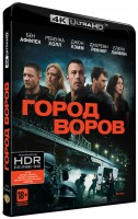 Город воров (Blu-Ray 4K Ultra HD) / The Town