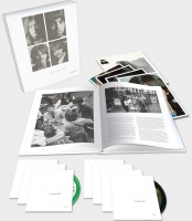 The Beatles. The Beatles (Super Deluxe / 50th Anniversary Edition) (6 CD + Blu-Ray) / White Album
