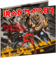 Iron Maiden. The Number Of The Beast (CD)