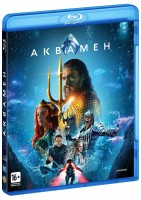 Аквамен (Blu-Ray) / Aquaman