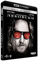 Большой Лебовски (Blu-Ray 4K Ultra HD + Blu-Ray) / The Big Lebowski