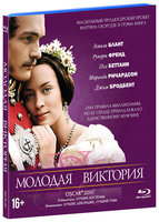 Blu-Ray Молодая Виктория (Blu-Ray) / The Young Victoria