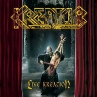 LP Kreator. Live Kreation (LP)