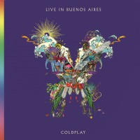 Audio CD Coldplay. Live In Buenos Aires