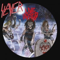 Slayer. Live Undead, Haunting The Chapel (LP)