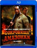 Blu-Ray Сокровище Амазонки (Blu-Ray) / The Rundown