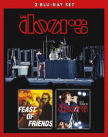 The Doors. Feast Of Friends / Hollywood Bowl (2 Blu-Ray)