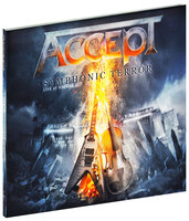 Accept. Symphonic Terror Live At Wacken 2017 (2CD+DVD)