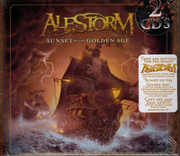Alestorm. Sunset On The Golden Age (2 CD)