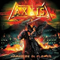 Axxis. Paradise In Flames (CD)