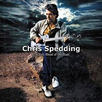 Chris Spedding. One Step Ahead Of The Blues (CD)