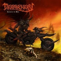 Debauchery. Rockers and War (CD)