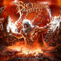 Audio CD Brothers Of Metal. Prophecy of Ragnarök