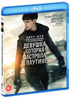 Девушка, которая застряла в паутине (Blu-Ray) / The Girl in the Spider's Web
