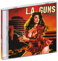 L.A.Guns. Golden Bullets (CD)