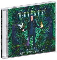 Glenn Hughes (ex-Deep Purple). Song In The Key Of Rock (CD)