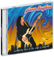 Glenn Hughes (ex-Deep Purple). Soulfully Live In The City Of Angels (2 CD)