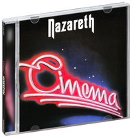 Nazareth. Cinema (CD)