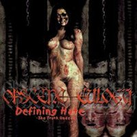 Obscene Eulogy. Defining Hate - The Truth Undead (CD)