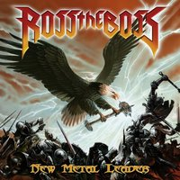 Ross The Boss. New Metal Leader (CD)