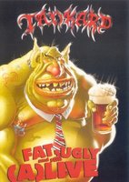 Tankard. Fat, Ugly and Still (A)Live (2 DVD)