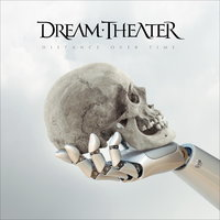 Dream Theater. Distance Over Time (2 CD+DVD+Blu-Ray)