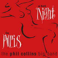 LP Phil Collins. A Hot Night In Paris (LP)