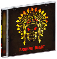Reece (ex-Accept). Resilient Heart (CD)