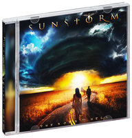 Sunstorm. The Road To Hell (CD)