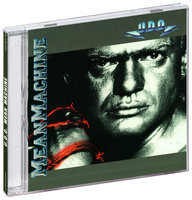 U.D.O. (Accept). Mean Machine (CD)