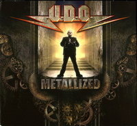 U.D.O. (Accept). Metallized - 20 Years Of Metal (CD)
