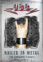 U.D.O. (Accept). Nailed To Metal (The Complete History) (DVD)