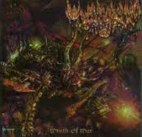 Thornspawn. Wrath Of War (CD)
