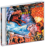 Tribute To T-Rex. Legacy (CD)