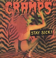 LP The Cramps. Stay Sick! (LP)