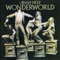 Uriah Heep. Wonderworld (CD)