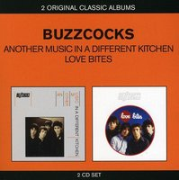 Audio CD Buzzcocks. Another Music In A Different Kitchen / Love Bites