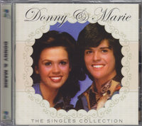 Donny & Marie. The Singles Collection (CD)