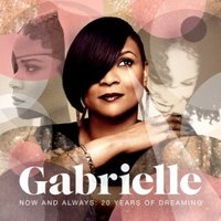 Audio CD Gabrielle. Now And Always: 20